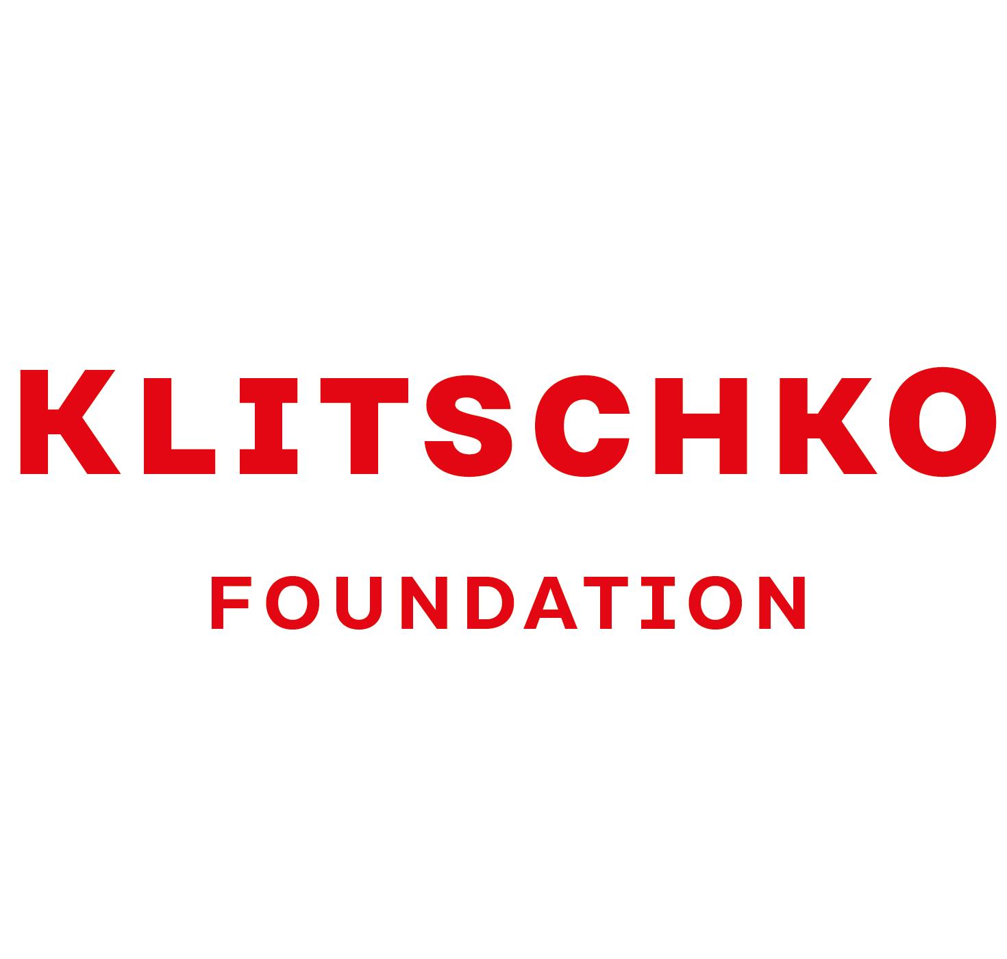 KLITSCHKO Foundation – Klitschko Official